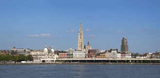Antwerp Royalty Free Stock Photos