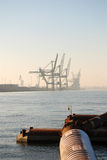 antwerp port Arkivbilder