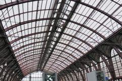 Antwerp railway station Royalty Free Stock Photos