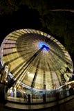 Antwerp Sinksenfoor Big Ferris Wheel Royalty Free Stock Images