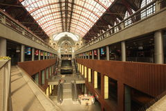 Antwerp station Royaltyfri Foto