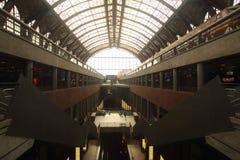 Antwerp station Fotografering för Bildbyråer