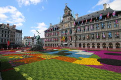 Antwerp Town Hall/Stathuis Royalty Free Stock Photo