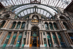 Antwerpen, Κάτω Χώρες Στοκ Φωτογραφία