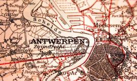 antwerpen Бельгия стоковые фото