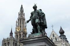 Antwerpen lizenzfreie stockbilder