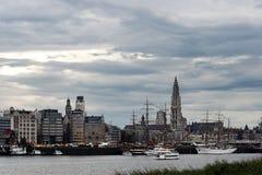 Antwerpen 2006 Stockbild