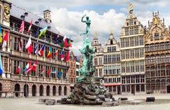 Antwerpen stockfoto
