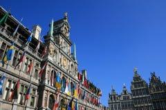 Antwerpen. royalty-vrije stock afbeeldingen