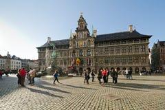 Antwerpen Royalty-vrije Stock Afbeelding