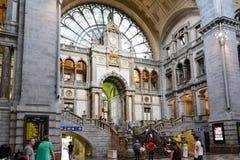 Antwerpen Stock Foto's