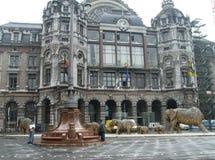 Antwerpen Stock Photo