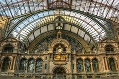 Antwerpen, Bélgica Foto de Stock Royalty Free