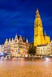 Antwerpen, België stock afbeeldingen