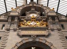 Antwerpen Belgien Lizenzfreie Stockfotografie