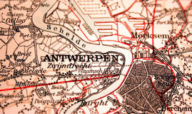 Antwerpen, Belgium Stock Photos