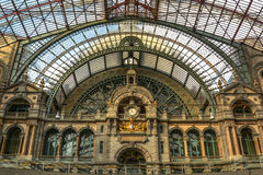 Antwerpen, Belgium Royalty Free Stock Photo