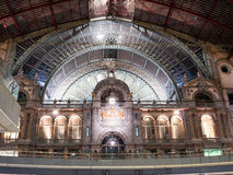 Antwerpen Central Station Royalty Free Stock Photo