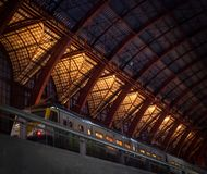Antwerpen Central Station Royalty Free Stock Images