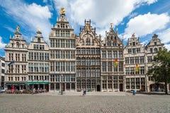 Antwerpen Nederländerna Royaltyfria Foton