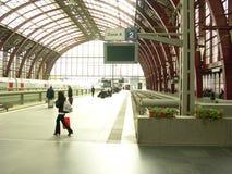 Antwerpen-Station Lizenzfreies Stockfoto