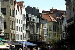 Antwert city center 60 Royalty Free Stock Image