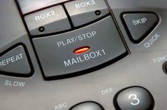 Antwortende Maschine Lizenzfreies Stockfoto