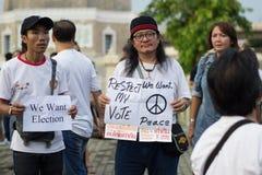 Anty wyczyn w Tajlandia Zdjęcie Stock