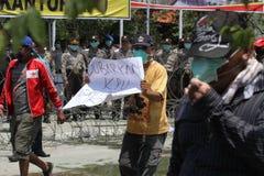 Antycypacja niepokoju Demokratyczny przyjęcie Zdjęcia Royalty Free