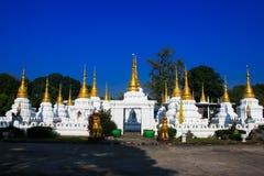 Antyczna świątynia Obrazy Royalty Free