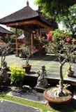 Antyczna świątynia, Bali hinduska świątynia zdjęcie royalty free