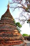 Inwa wioska, Myanmar Birma obrazy stock