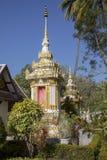 Antyczna świątynia w Laos Fotografia Royalty Free
