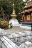 Antyczna świątynia w Laos Obrazy Royalty Free
