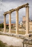Antyczna Agora, Ateny, Grecja Zdjęcie Royalty Free