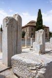 Antyczna Agora, Ateny, Grecja Obrazy Royalty Free