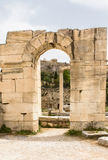 Antyczna Agora, Ateny, Grecja Fotografia Stock