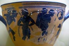 Antyczna agora w Ateny, Grecja Zdjęcie Royalty Free