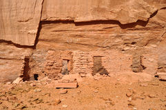 Antyczna Anasazi wioska Fotografia Royalty Free