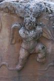 Antyczna anioł rzeźba Fotografia Stock
