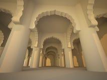 Antyczna Architektura ilustracja wektor