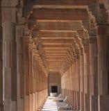 Antyczna architektura, dharamashala, mandav, madhya pradesh, India Zdjęcie Royalty Free