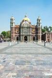 Antyczna bazylika Nasz Mary Guadalupe, Meksyk Fotografia Stock