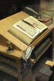antyczna biblioteka Zdjęcie Royalty Free