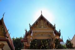 Antyczna Buddha świątynia w Ayutthaya, Tajlandia fotografia royalty free