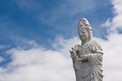 Antyczna Buddha statua fotografia stock