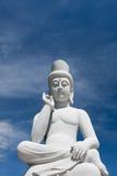Antyczna Buddha statua fotografia royalty free
