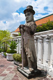 antyczna Buddha władyki statuy kamienia świątynia Zdjęcie Stock