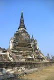 antyczna buddyjska świątynia Obraz Royalty Free