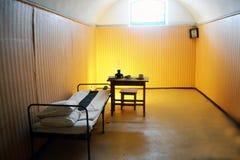 Antyczna cela więzienna zdjęcia royalty free